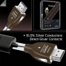 Фото № 2 AudioQuest HDMI Coffee (0,6-16m) - цены, наличие, отзывы в интернет-магазине