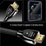 Фото № 2 AudioQuest HDMI Pearl (0,6-20m) - цены, наличие, отзывы в интернет-магазине