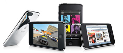 Плееры Apple iPod Touch 4