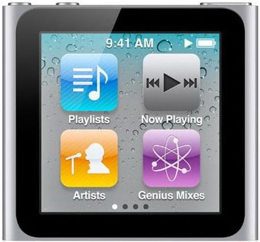 Apple iPod nano 6 16 gb