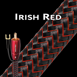 Фото № 1 AudioQuest Irish Red (2-20m) - цены, наличие, отзывы в интернет-магазине