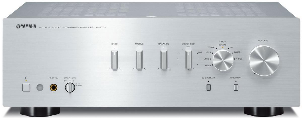 Фото № 1 Yamaha A-S701 - цены, наличие, отзывы в интернет-магазине
