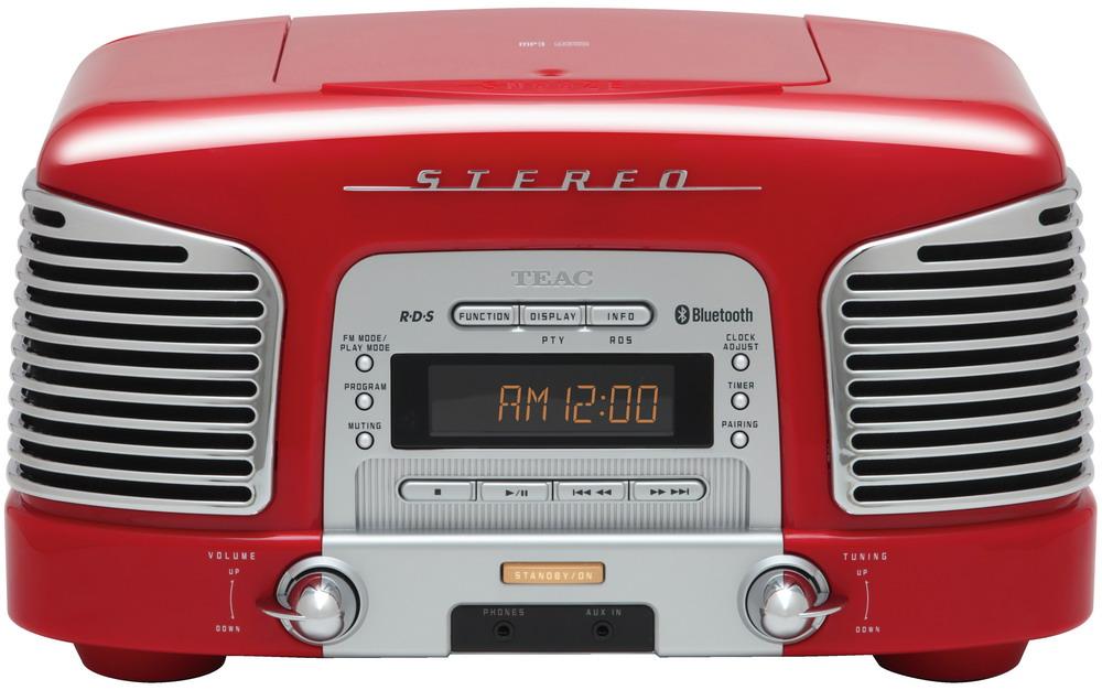 Фото № 1 Teac SL-D930 red - цены, наличие, отзывы в интернет-магазине