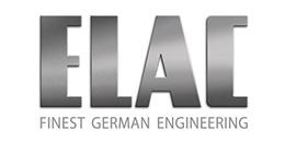 Гарантия производителя  Elac на всю технику