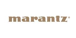 Гарантия производителя  Marantz на всю технику