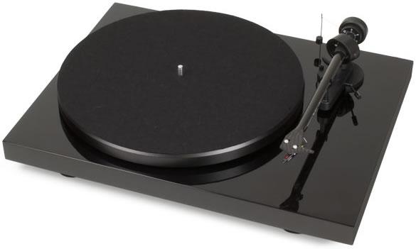 Фото № 1 Pro-Ject Debut Carbon Phono USB (OM10) - цены, наличие, отзывы в интернет-магазине