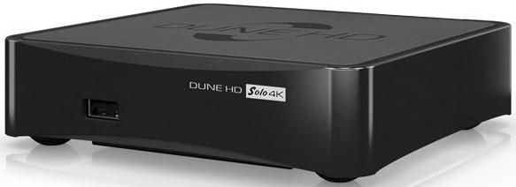 Фото № 1 Dune HD Solo 4K - цены, наличие, отзывы в интернет-магазине