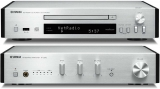 Yamaha A-670 + CD-NT670