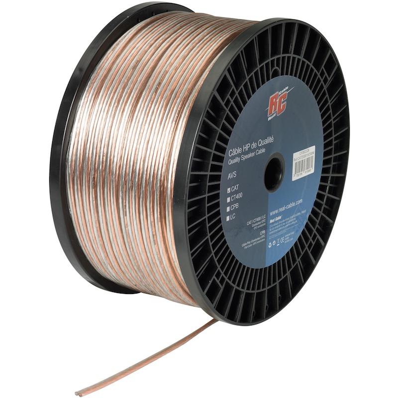 Фото № 1 Real Cable CAT (2x0,75-2x2,5) - цены, наличие, отзывы в интернет-магазине
